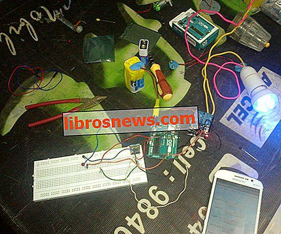 Hausautomation mit Arduino Uno