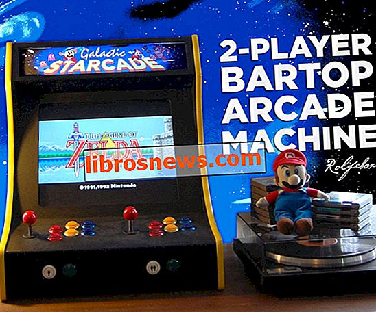 2-Spieler Bartop Arcade Machine (Powered by Pi)