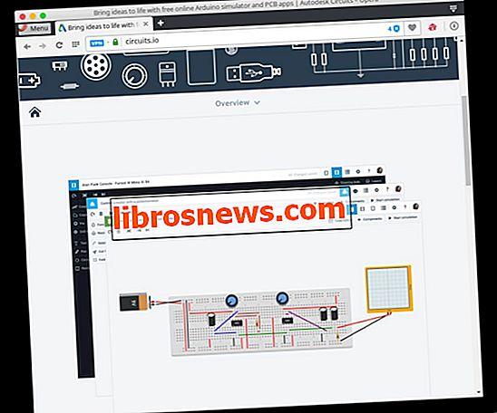 Circuits.io gebruiken voor Arduino-projecten (en projecten insluiten op andere sites)