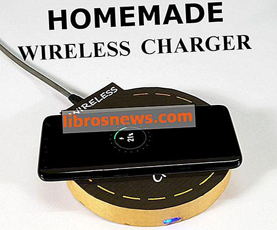DIY - Chargeur sans fil