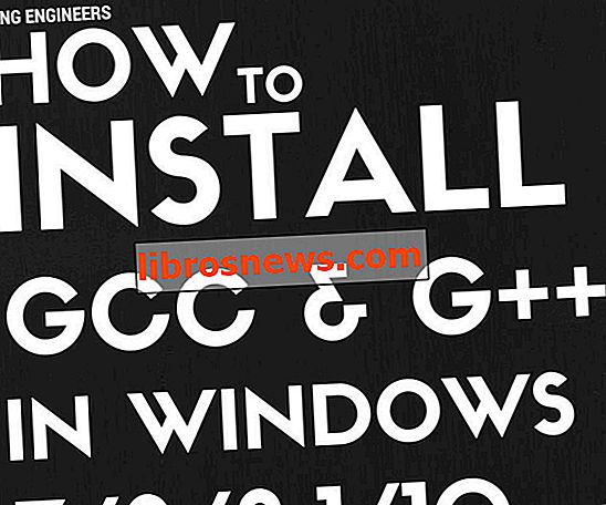 Cómo instalar el compilador MinGW GCC / G ++ en Windows XP / 7/8 / 8.1 / 10
