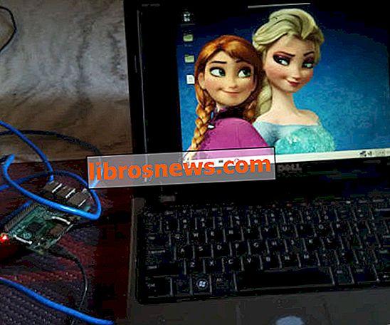 Cara Menghubungkan Raspberry Pi ke Layar Laptop