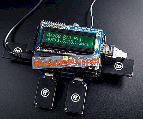 Raspberry Piを使用したビットコインマイニング