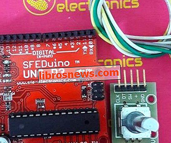 Tutorial des Drehgebers mit Arduino
