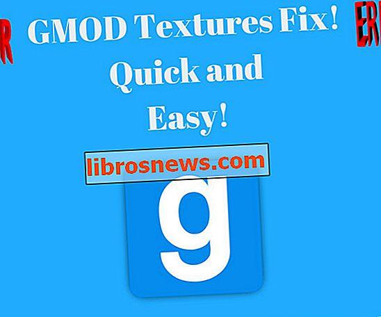 Descargar GMOD Textures Fix. ¡Fije las muestras del error!