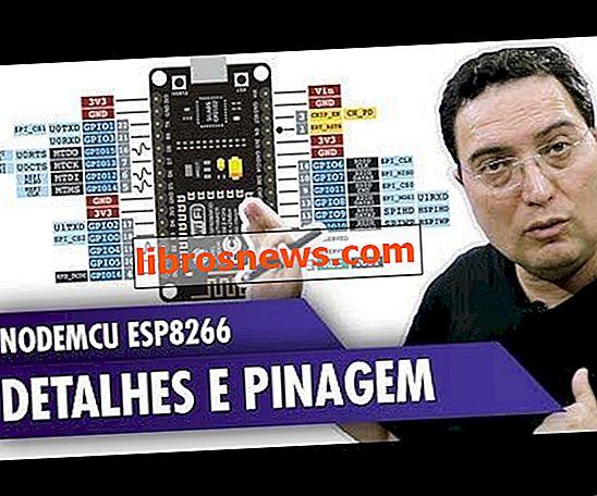 NodeMCU ESP8266: Detalles y Pinout