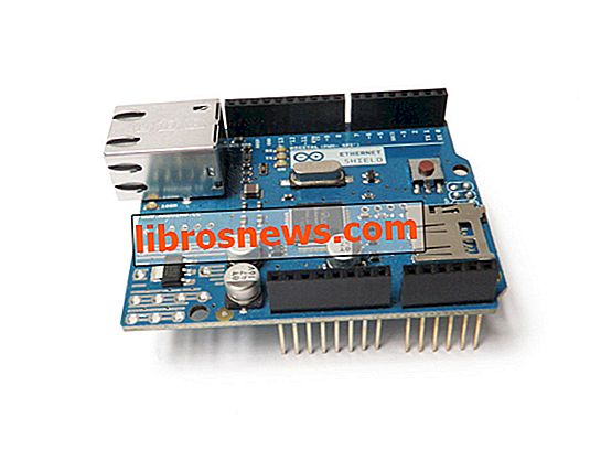 Tutorial de Arduino Ethernet Shield
