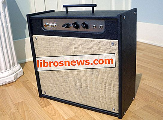 Amplificador de tubo de guitarra