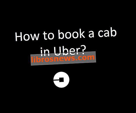 Bagaimana hendak membuat teksi di Uber?