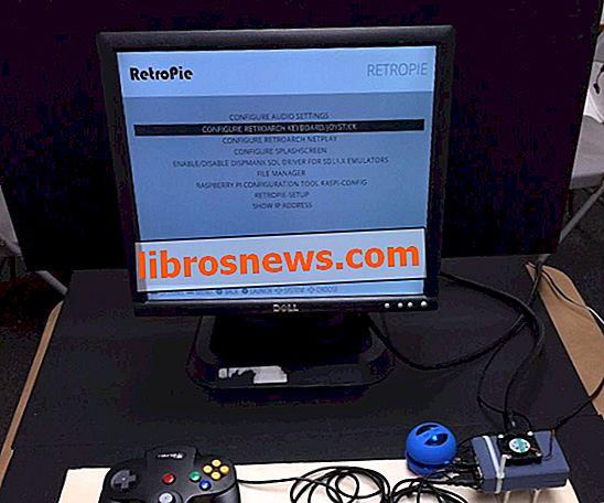 Stesen Permainan Raspberry Pi RetroPie (Dioptimumkan untuk N64)