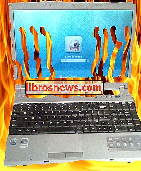 Cara Menghentikan Laptop Anda Terlalu Panas