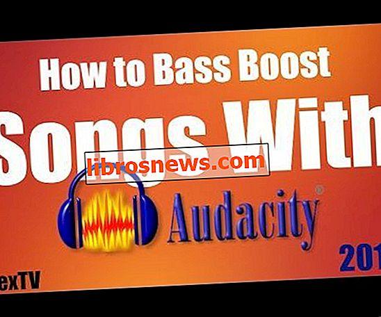 Cómo Bass Boost canciones con Audacity