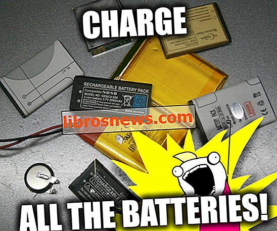 Charge de la batterie Li-ion