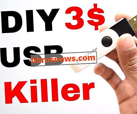 Vernietig elke computer mobiel met $ 3 USB KiIler!