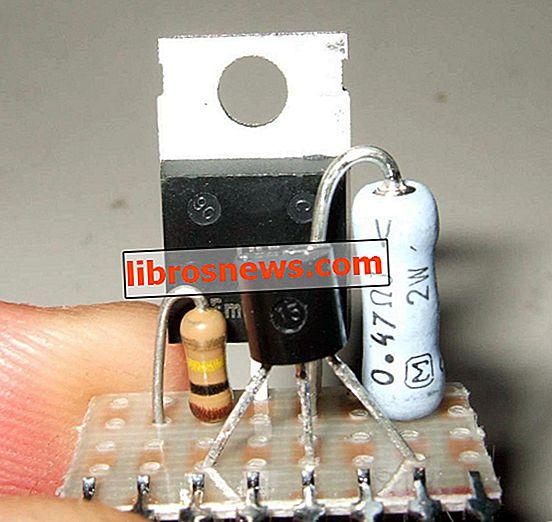 Circuits de commande LED haute puissance
