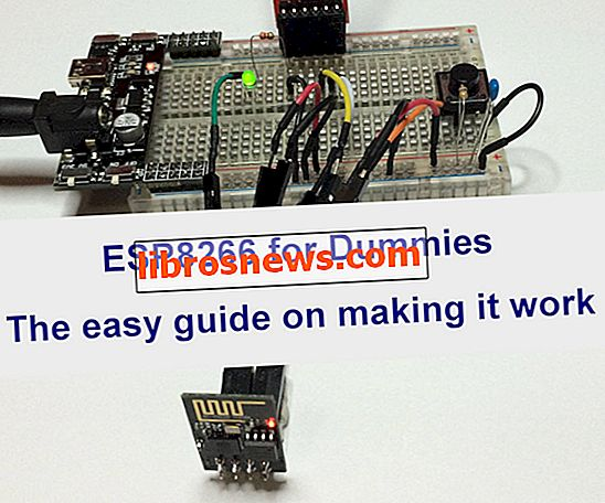 Modulo WiFi ESP8266 per manichini