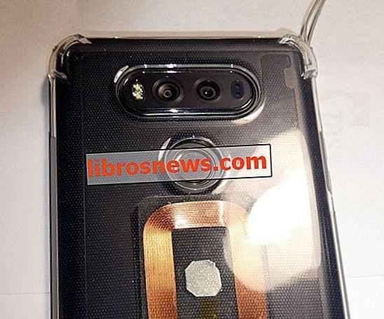 Hinzufügen eines drahtlosen Ladevorgangs zu jedem Telefon: Verwenden des LG-V20 als Beispiel