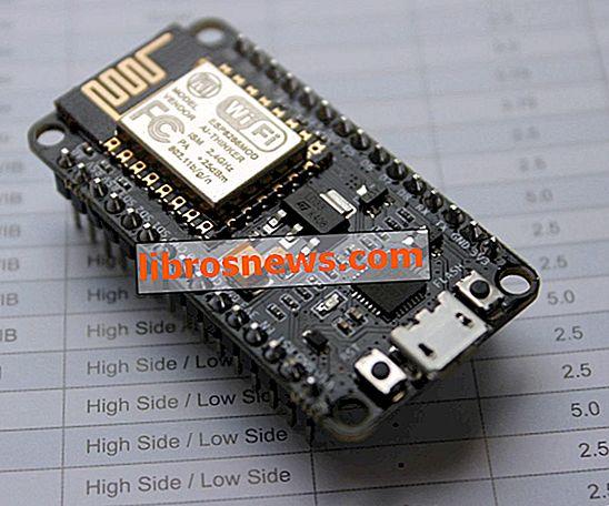 Étapes pour configurer Arduino IDE pour NODEMCU ESP8266