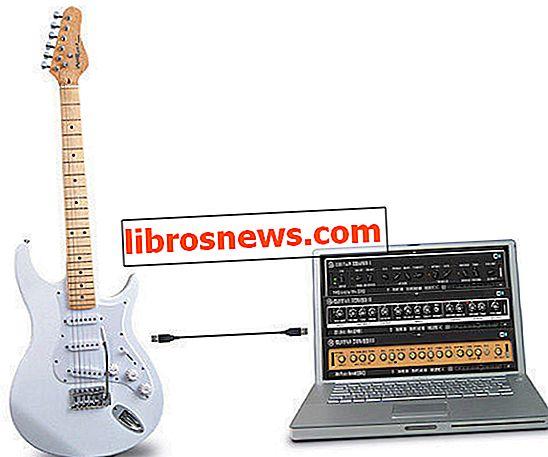 Cara Menggunakan Komputer Anda Sebagai Amplifier Gitar