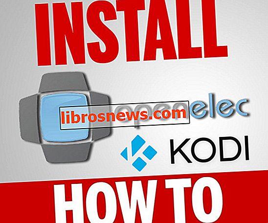 So installieren Sie Kodi OpenElec auf einem Raspberry Pi 3, 2, 1, B + oder 0