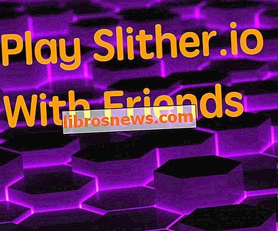 友達とSlither.ioをプレイする