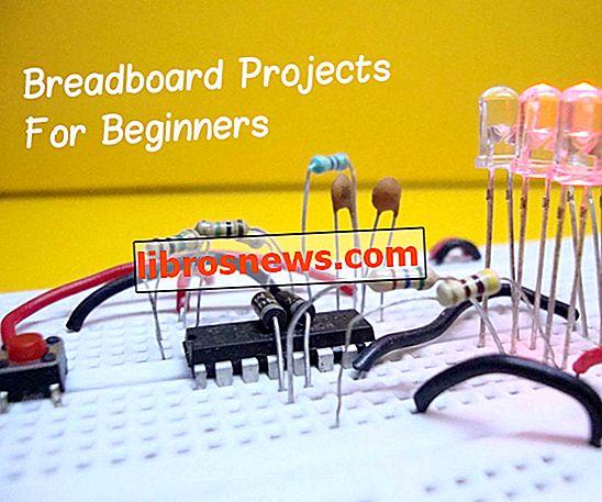 10 Projek Breadboard untuk Pemula