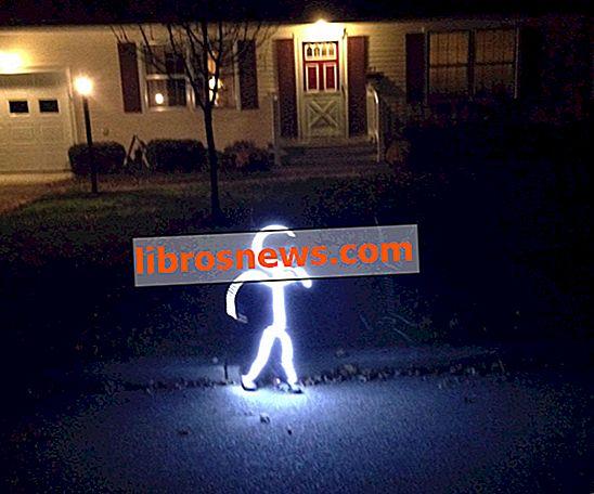 DIY LED Çubuk Şekil Kostüm
