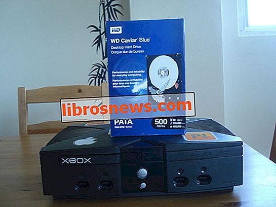 Actualización original del disco duro XBOX