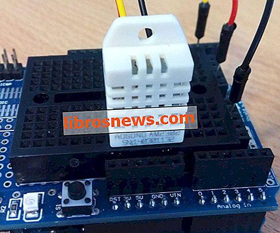 Cómo usar el sensor DHT-22 - Tutorial de Arduino