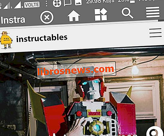 Nuova app per Android per Instructables