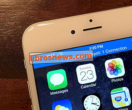 """Come configurare l'hotspot personale (""""Tethering"""") con IPhone 6 (iOS 9.0.2)"""