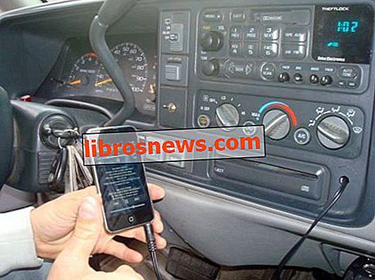 Agregar una entrada de línea directa a su estéreo de automóvil para un reproductor de iPod / mp3