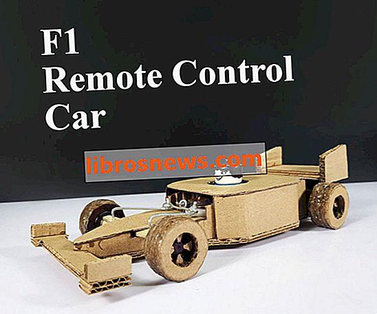 Bagaimana Membuat Kereta Kawalan Jauh
