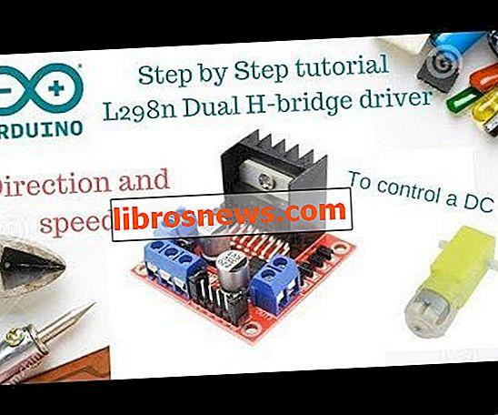 Come usare L298n per controllare il motore a corrente continua con Arduino