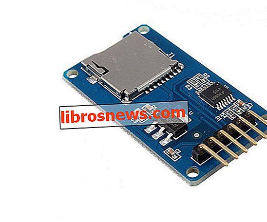 Tutorial Kartu Micro SD