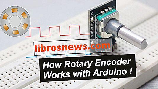 Come funziona il codificatore a rotazione con Arduino!