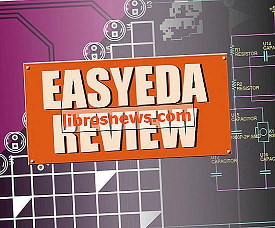 Wie man mit EasyEDA eine Leiterplatte herstellt