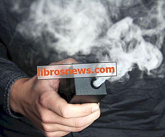 Batteriebetriebene Nebelmaschine