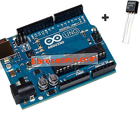 Arduino UNO付き温度センサー