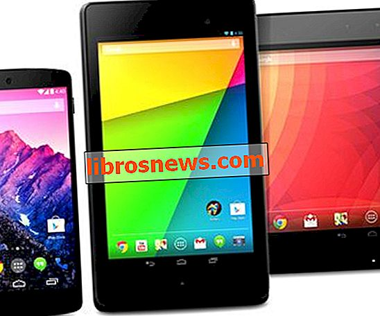 Google NexusデバイスへのFlash Factoryイメージ