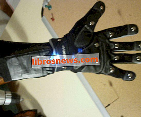 Taser Handschoen