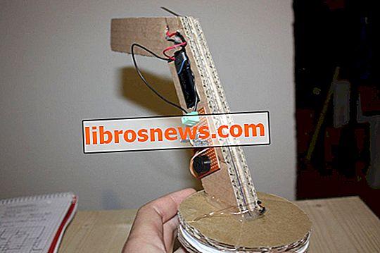 Detektor Logam Sederhana