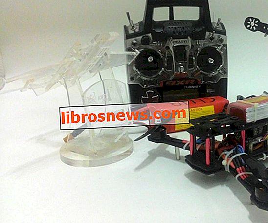 So erstellen Sie eine Quadcopter-Drohnen- und Komponentenliste