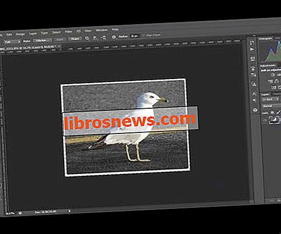 Photoshop CS6 - Erstellen Sie abgerundete Ecken im Foto