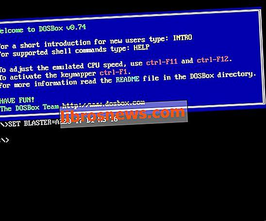 Hoe DOSBox voor beginners te gebruiken