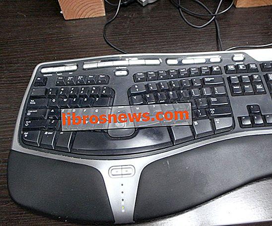 Perbaiki Kunci Keyboard