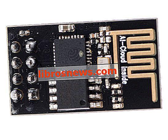Bermula Dengan ESP8266 ESP-01
