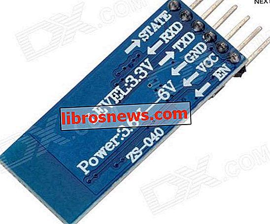 AT-Befehlsmodus des Bluetooth-Moduls HC-05 und HC-06