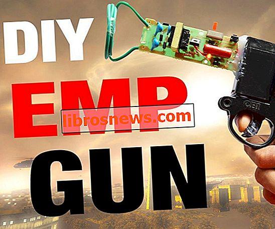 Come fare EMP Gun!