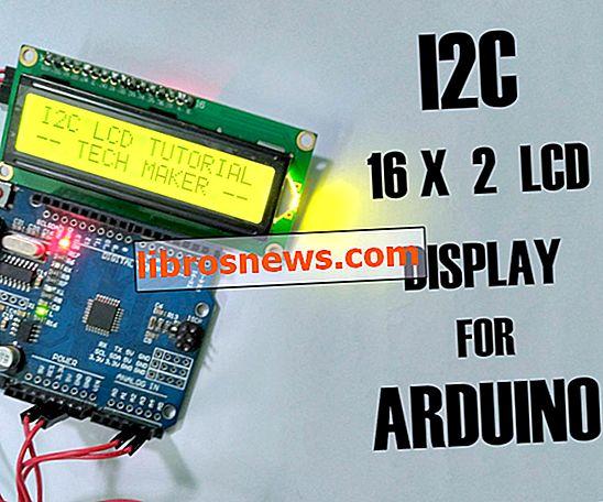 I2C液晶ディスプレイをArduino Unoに接続する方法